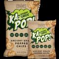 Snacks: Ka-POP Rosemary & Garlic Chips (4 pack)