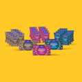 """Snacks: """"The Power Trio"""": Flavor Variety Box, 3 Flavors, 24ct"""