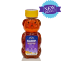 Condiments & Sauces : Sweet Joe's Sleep  - Raw Honey with CBD and MELATONIN