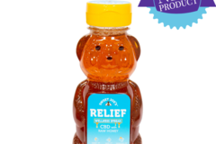Condiments & Sauces : Sweet Joe's Relief - Raw Honey with CBD