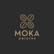 Moka stacked logo gold grey 01